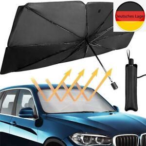 Auto Windschutzscheibe UV-Schutz Sonnenschirm Frontscheibe Abdeckung 65*125CM