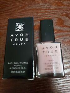 Detalles Acerca De Avon Color Verdadero Pro Esmalte De Uñas Rosa Pastel Nuevo Envío Gratis Mostrar Título Original
