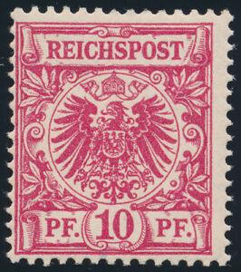 DR-1893-MiNr-47-da-tadellos-postfrisch-gepr-Wiegand-Mi-150