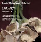 Dmitry Shostakovich - Shostakovich: Symphonies Nos. 6 & 14 (2014)