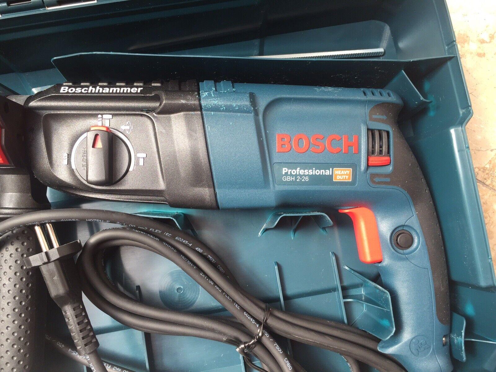 Bosch GBH 2-26 Bohrhammer 06112A3000