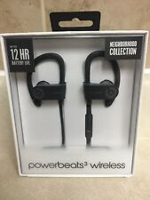 da3245316c9 Beats Powerbeats3 Wireless Earphones Neighborhood Collection Asphalt Gray  NIB