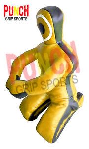 Grappling Dummy BJJ Daan model MMA Kneeling Bags Brazilian Judo Martial Arts