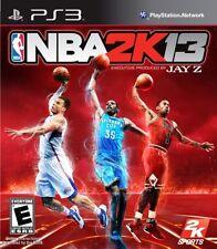 NBA 2K13 13 2013 GAME (Sony Playstation 3) PS PS3 **FREE SHIPPING!!