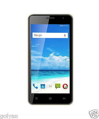 Swipe konnect Prime | Gorilla glass | 1GB + 8 GB | 8 + 5 MP | 4G VoLTE | Gold