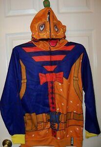 Fortnite Burger Costume Full Zip Down Hoodie Mesh Face Mask Boys 10 12 Nwt Ebay #atablefullofjoy #burger #fortnite #fortniteparty #durrburger #fortnitefood. details about fortnite burger costume full zip down hoodie mesh face mask boys 10 12 nwt