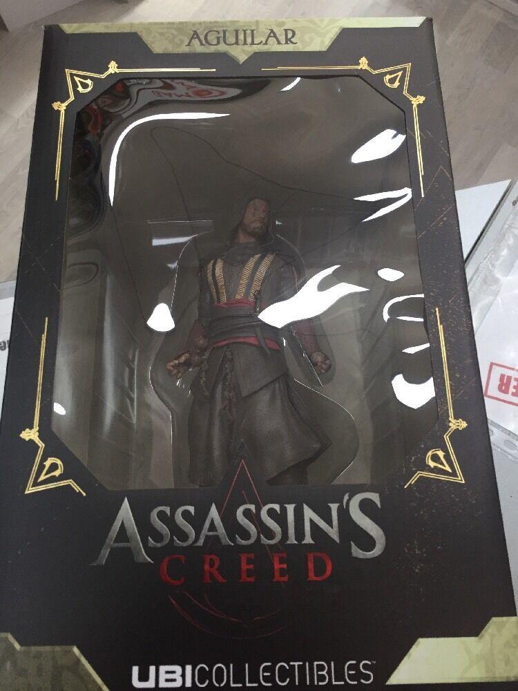 Action Figure Aguilar Assassin's Creed Movie NUOVO SIGILLATO