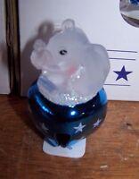 Lot Of 24 Roman Jingle Buddies Republican Elephant Red & Blue Bells Stars