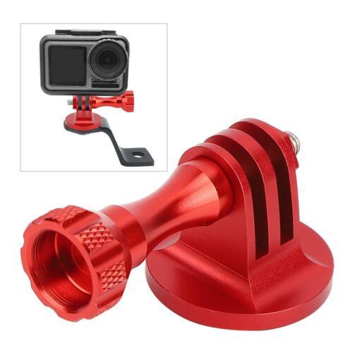 Profesional base de adaptador de liberación rápida para GoPro Acción Cámara 1//4in Tornillo agujero