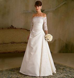 Image Is Loading Vogue Wedding Dress Sewing Pattern V2842 Bridal Original