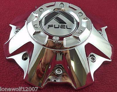 Fuel Offroad Chrome Wheel Center Cap 1001-63 5//6 Lugger 1 Cap NEW