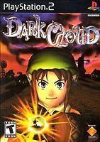 Dark Cloud (Sony PlayStation 2, 2001) - European Version
