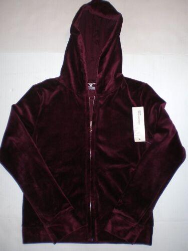Jones New York Womens Velour Jacket $54