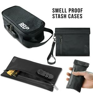 REUP-Smell-Proof-Stash-Bags-Carbon-Lined-Discreet-Secure-Lockable-Weed-Cases-UK