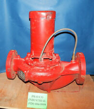 Armstrong 3x3x6 4380 Pump With Baldor Motor Vm3112 34hp 3 Phase 1725rpm