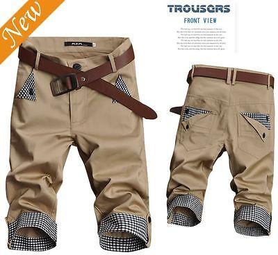 US P9813 New Mens  Fashion Casual Shorts Pants