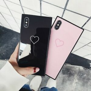 Lover-Square-Glossy-Tempered-Glass-Case-for-iPhone-11-Pro-Max-XS-Max-XR-7-8-Plus