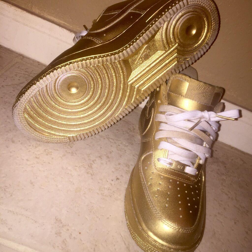 Men's custom Nike AF1 size 91/2