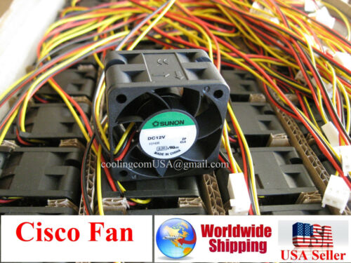 CISCO ASA FAN 3x Replacement Fan Kit for Cisco ASA5505 ASA5510 ASA5520 ASA5540