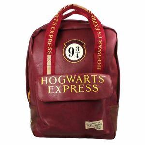 Harry-Potter-Hogwarts-Express-Double-Handle-Backpack-School-Bag