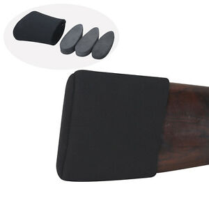 Tourbon-Slipon-Recoil-Pads-Adjustable-Protector-Rifle-Shotgun-Buttstock-Neoprene