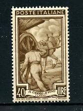 1950 - LOTTO/24678 - REPUBBLICA - 40 Lire ITALIA AL LAVORO - NUOVO