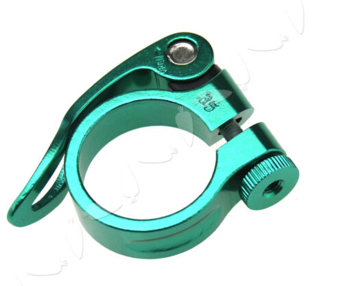Road Bike MTB bicycle Seat Post Seatpost Clamp Quick Release Clamps Tool