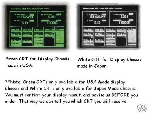 NEW CRT for HP Agilent 8920A 8920B 8921A 8924C