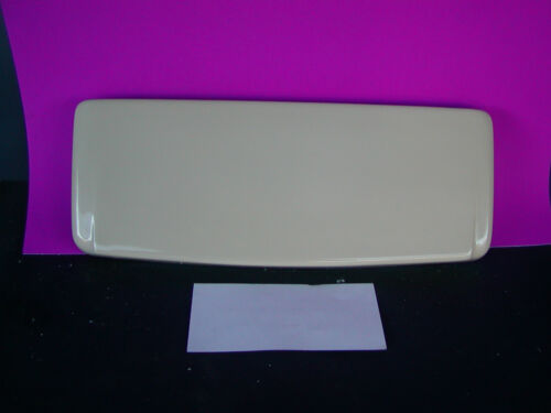 also fits F4049 2C 6C Nice American Standard 4049 Fawn Beige Toilet Tank Lid