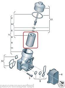 how to change oil in vw 2l diesel
