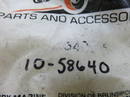 R27 Genuine Mercury Quicksilver 10-58640 Screw OEM New Factory Boat Parts