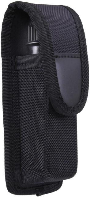 Black Enhanced Molded Mini Pepper Spray Mace Holder Pouch