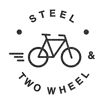 two wheel and steel