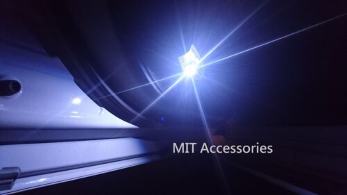 For TOYOTA HIGHLANDER 2013-on LED courtesy door lights puddle welcome projector