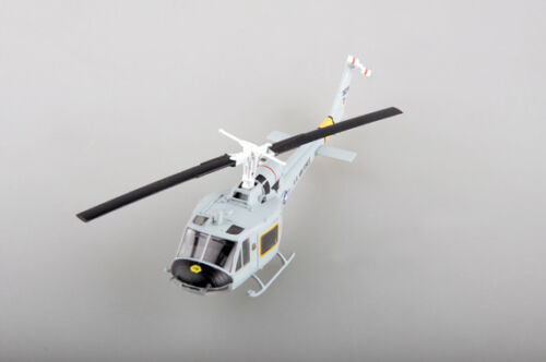 Easy Model 36917 Grey UH-1F Huey Helicopter Airplane Finished 1//72 Scale Model