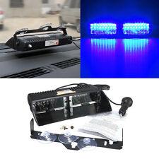 federal signal lampeggiante blu PROFESSIONALE emergenza SOCCORSO STROBE 16 LED