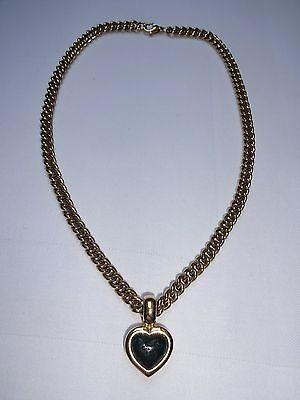 Mit Herzanhänger Mild And Mellow Massiv Goldfarbig Halskette Von Pierre Lang