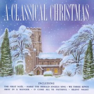 Various-A-Classical-Christmas-CD-2001