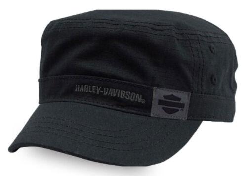 Harley-Davidson Painter Cap schwarz Modell Midnight Special