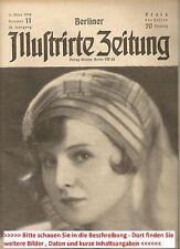 1928 Geburtstagszeitung BIZ Zeitung vom / zum 89. Geburtstag Geschenk Jubiläum