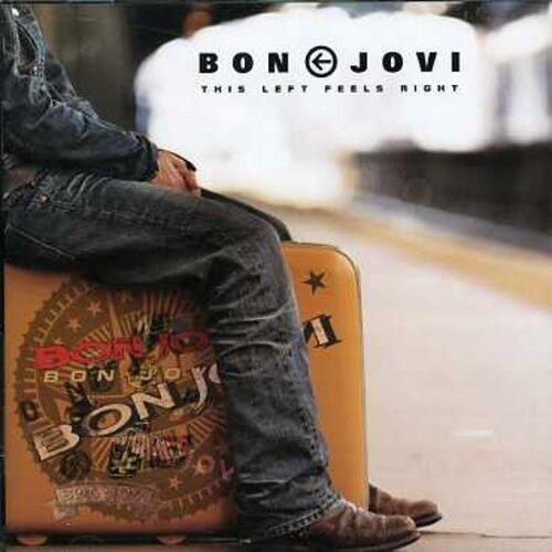 1 of 1 - Bon Jovi - This Left Feels Right [New CD] Bonus Tracks, England - Import