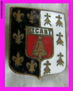 Bg3986 - Insigne Blason St Cast - Bretagne 2fop3uz7-07235621-474385204