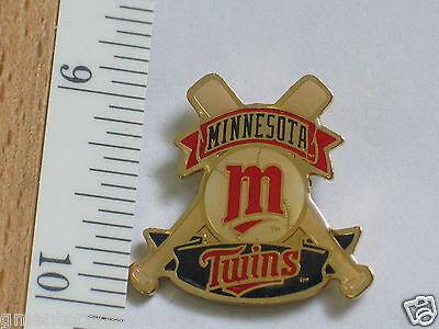 Baseball & Softball Vintage Reversnadel Aromatischer Geschmack Minnesota Twins Baseball Team Pin-flagge Sport
