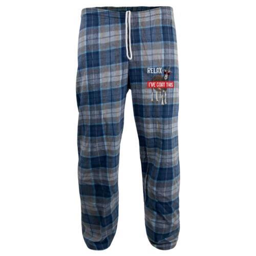 Relax I/'ve Goat Got This Men/'s Plaid Pajama Pants