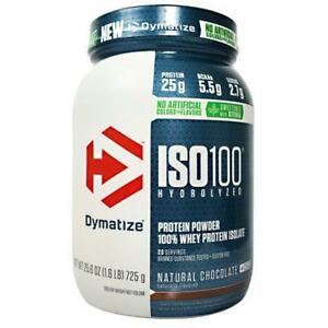 dymatize iso 100 whey protein powder review