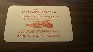 1961-PENNSYLVANIA-RAILROAD-LAST-PRR-TRAIN-FROM-EXCHANGE-PLACE-SOUVENIR-TICKET