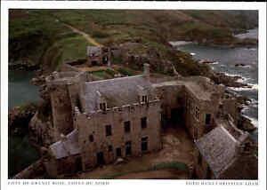 Postkarte-Frankreich-Bretagne-Cotes-Du-Nord-Granit-Rose-France-Postcard-color-AK