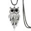 Fashion-Women-Rhinestone-Crystal-Choker-Bib-Statement-Pendant-Necklace-Chain-Set thumbnail 9
