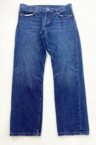 Levis 501 CT Cropped and Tapered Womens 28 Straigh
