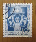 EBS East Germany DDR 1955 People's Solidarity Volkssolidarität Michel 484 CTO